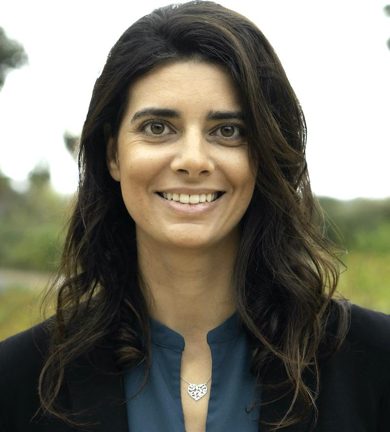 Amira Bucklin headshot